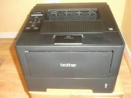 Brother HL 5470DW Duplex Wifi mono laser printer - $193.99