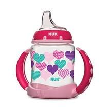 NUK Fashion Hearts Learner Cup, 5-Ounce - $23.99