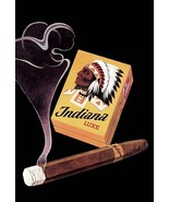Indiana Luxe Cigars by Ruegsegger - Art Print - $19.99+