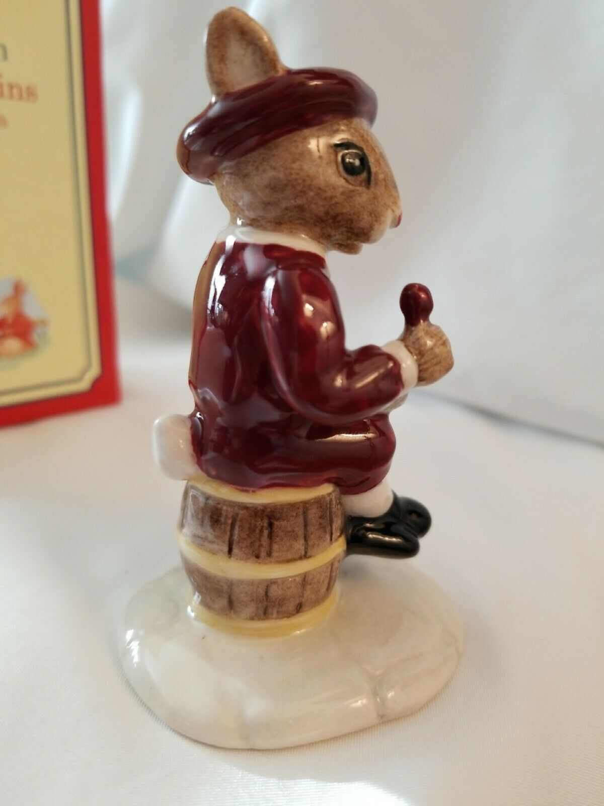 Royal Doulton Bunnykins Little Jack Horner DB221 With original box image 3