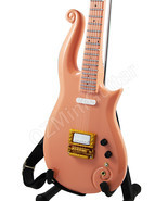 Miniature Guitar PRINCE Cloud Peach - $29.90