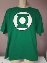 DC Comics Originals T-Shirt Green Mens XXL Green Lantern Logo - $19.35