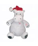 2018 Hallmark I Want a Hippopotamus for Christmas Singing Hippo Plush To... - $24.75