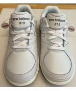 New Balance Women's Ww813wt White Walking Shoes Size 8.5 (2E) Wide Width - £25.35 GBP
