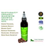 Rastarafi® Pure Jamaican Black Castor Oil Extra Dark 4 Oz -Fast Hair Growth - $10.95