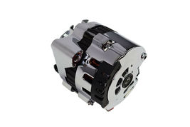 A-Team Performance GM CS130 Style 160 Amp Alternator with Serpentine Pulley image 6