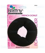 Brittny French Donut Foam Builder Hair Styling Roller Ring BR408 - $4.94