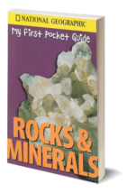 My First Pocket Guide: Rocks & Minerals ~ Rock Hounding - $7.95