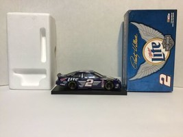 1/24 Rusty Wallace #2 1999 Ford Taurus Miller Light Harley H-D NASCAR Ac... - $9.90
