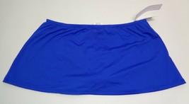 Jag Size Small Blue New Womens Bikini Swim Skirt Bottoms Swimwear - $58.41