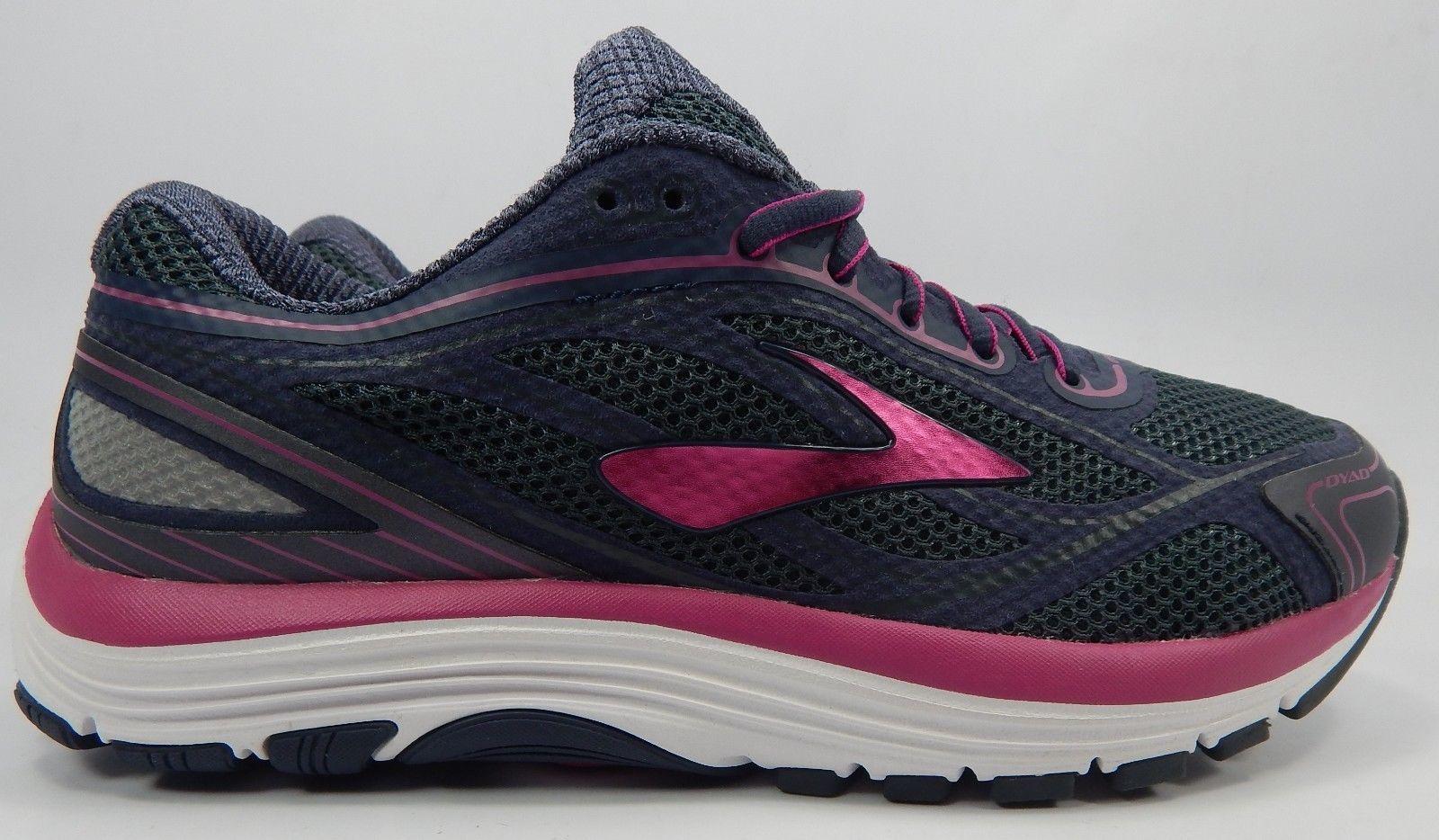 Brooks Dyad 9 Size US 9 M (B) EU 40.5 Women's Running Shoes Blue 1202231B442
