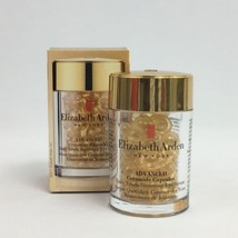 Elizabeth Arden Advanced Ceramide Capsules Daily Youth Restoring Eye Serum 60pcs - $64.99