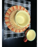 Plaftzgraff Napoli 4-piece Set: Bowl, Salad Plate, Dinner Plate And Cup - $23.99
