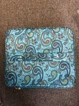 Joy Mangano Jewel Kit Duo Blue Swirls Design  - $39.59