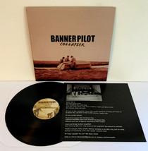 BANNER PILOT collapser LP Vinyl Record w/lyrics insert , fat wreck chord... - $19.95