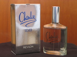 Charlie Silver Edt Sp 100ml - $11.39
