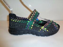 Skechers Size 8 SYNERGY SUNDAY STROLL Black Mary Janes Sandals New Women... - $60.28