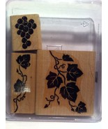 Stampin' Up Definitely Decorative Grapes Stamp Set - $35.00