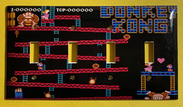 Donkey Kong Games Light Switch Duplex Outlet wall Cover Plate & more Home decor image 3