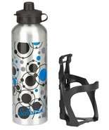 Schwinn Alloy Water Bottle And Nylon Cage With ... - £15.00 GBP