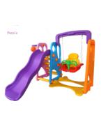 Kids Swing and Slide Basketball Activity Center - $427.67