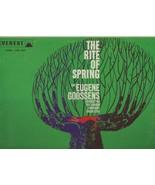 The Rite of Spring - Sir Eugene Goossens - Everest Record - SDBR 3047 St... - $4.89