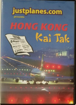 Hong Kong Kai Tak Just Planes 2 DVD set, 2004 - $19.95