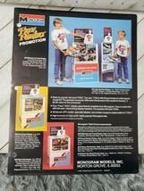 Monogram 1985 form 1pg advertisement promotion display promo(A10) - $9.90