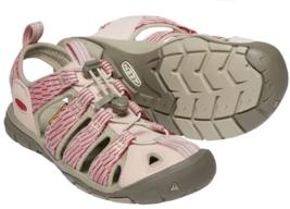 Keen Clearwater Cnx Misura 7 M (B) Eu 37.5 Donna Sport Sandali Seppia Rosa