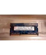 Hynix 2GB DDR3 Memory SO-DIMM 204pin PC3-10600S 1333MHz HMT325S6BFR8C-H9... - $13.85