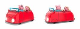 Peppa Pig Lights & Sounds Family Fun Car - $38.63