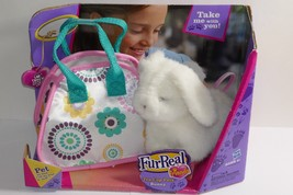 Hasbro FurReal Friends Tea Cup Pets - Bunny NEW IN BOX - $79.99