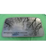 2001 TOYOTA CAMRY SUNROOF GLASS PANEL USA BUILT YEAR SPECIFIC OEM FREE S... - $140.00