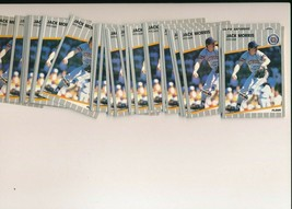 1989 Fleer Jack Morris Tigers #139 Lot of 30 - $2.22
