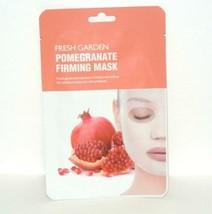 Fresh Garden Pomegranate Firming Mask 0.68oz 20ml sheet 1 mask - $4.90
