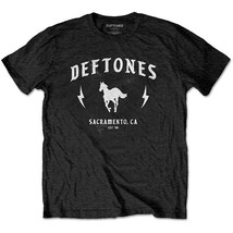 Deftones-Electric Pony-XL Black T-shirt - $22.24