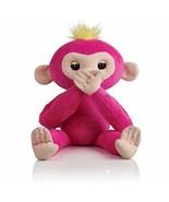 Fingerlings HUGS - Bella (Pink) - Advanced Interactive Plush Baby Monkey... - $48.99