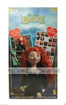 DISNEY BRAVE* 32 Cards+Stickers VALENTINES DAY Classroom Exchange HALLMA... - $2.95