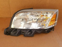 06-09 Mitsubishi Raider Headlight Head Light Lamp Driver Left LH