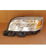 06-09 Mitsubishi Raider Headlight Head Light Lamp Driver Left LH - $359.10