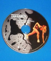 BEACHBODY INSANITY MAX CARDIO CONDITIONING & CARDIO ABS  REPLACEMENT DIS... - $4.94