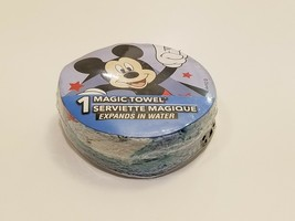 Disney's Mickey and the Roadster Racers Compressed Magic Towel