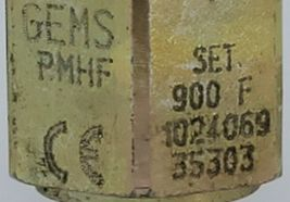 GEMS PMHF PRESSURE SENSOR SET 900F image 3