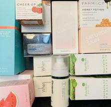 Wow! 17 Full Size K BEAUTY items FARMACY GLOW RECIPE DR. Jart Saturday Skin When image 8