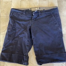 Abercrombie & Fitch Blue Shorts - $19.79