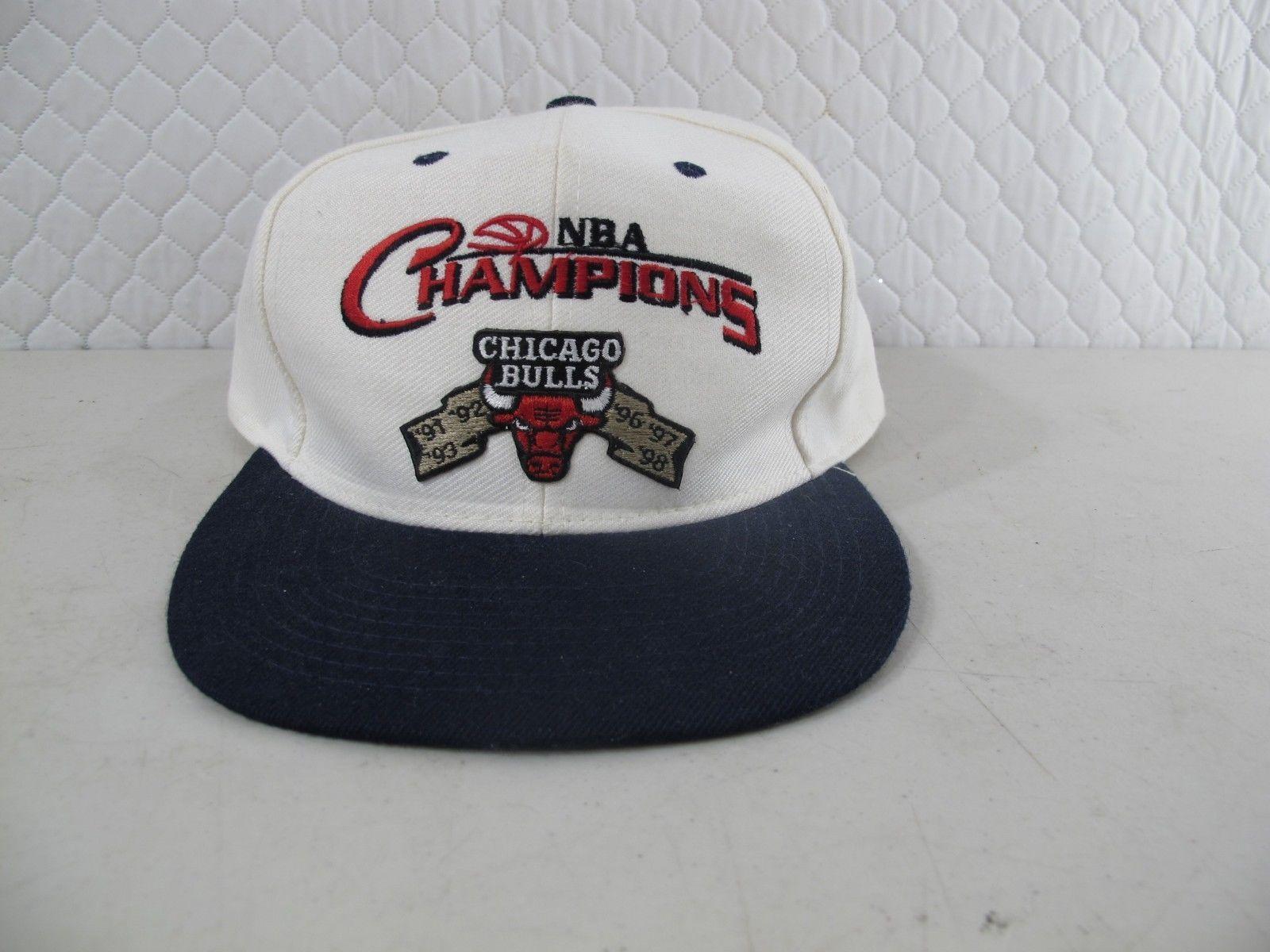 8bcfb1afc94 Chicago Bulls Nba Champions Cap 91 92 93 96 and 21 similar items. 57