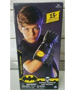 BATMAN, Interactive Gauntlet with Over 15 Phrases and Sounds, Ages 4+ - $29.39