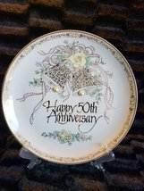 50th Anniversary Plate  #58 - $7.00