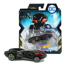 Hot Wheels DC Aquaman Black Manta First Appearance! Character Cars Mint ... - $12.88