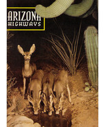 ARIZONA HIGHWAYS - 1954 September - $10.99
